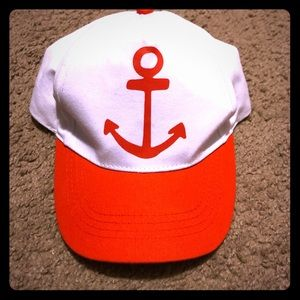 3 for $15 Adorable anchor hat
